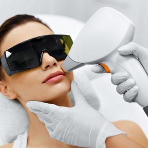 depilacja laserowa twarz