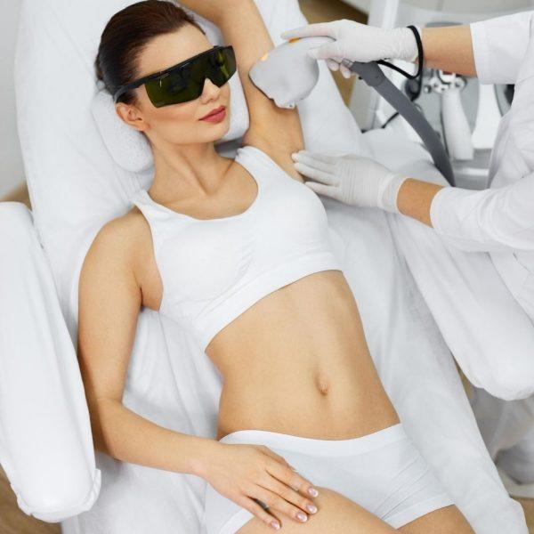 depilacja laserowa z gwarancją