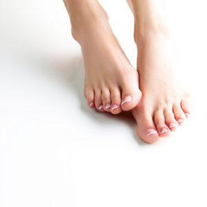 depilacja laserowa stóp