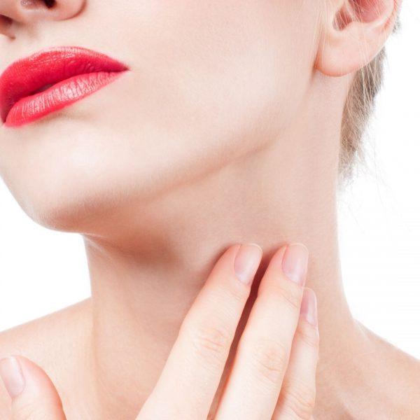 depilacja laserowa szyi